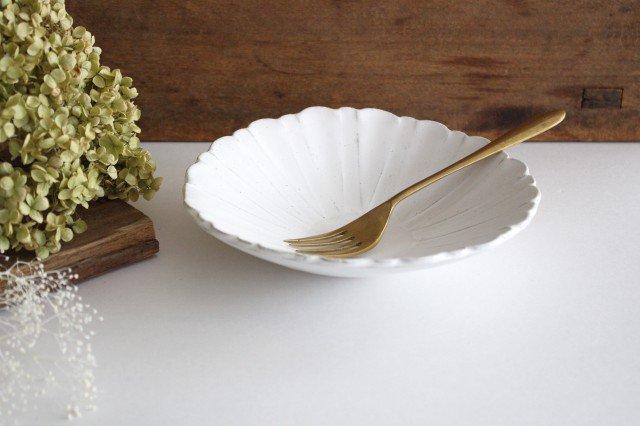 美濃焼 モチーフ ガーベラ 6寸鉢 陶器 画像2