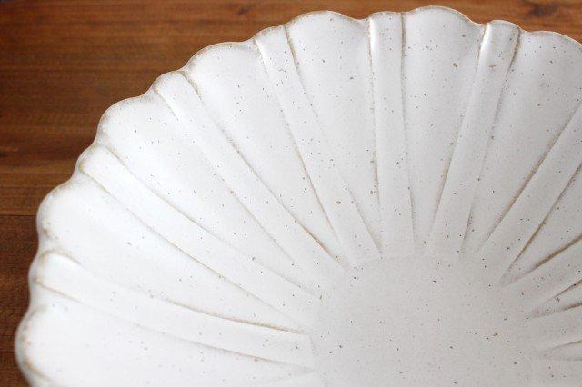 美濃焼 モチーフ ガーベラ 6寸鉢 陶器 画像6