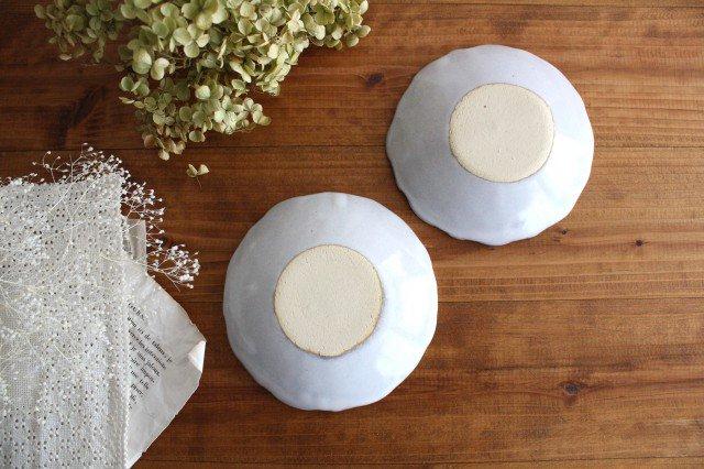 美濃焼 モチーフ ガーベラ 4寸皿 陶器 画像4