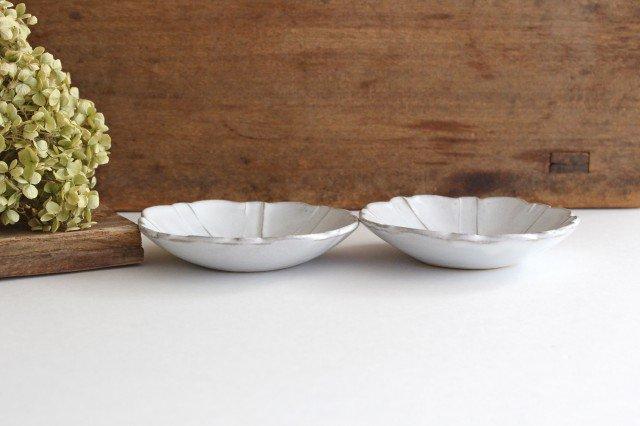 美濃焼 モチーフ ガーベラ 4寸皿 陶器 画像5
