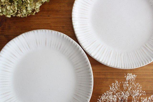 美濃焼 モチーフ ダンデライオン 7寸皿 陶器 画像4