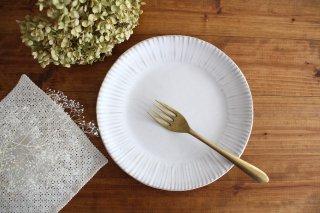 美濃焼 モチーフ ダンデライオン 7寸皿 陶器商品画像