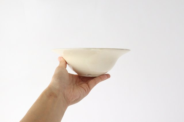 鎬リム鉢 陶器 後藤義国 画像4