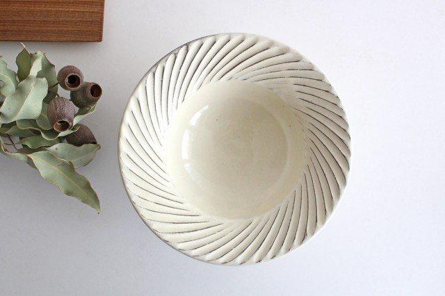 鎬リム鉢 陶器 後藤義国 画像5