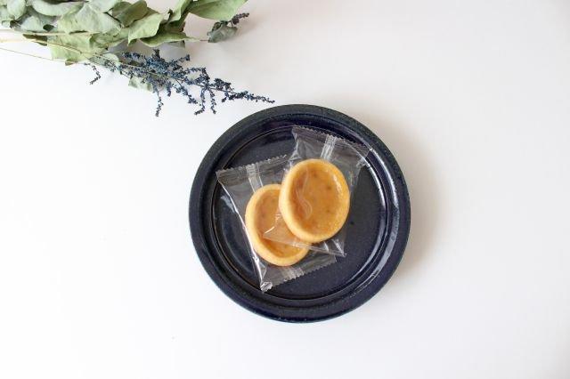 瑠璃釉 5寸皿 陶器 古谷製陶所 画像5