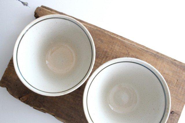 波佐見焼 ORIME ヘリンボーン 茶碗 ブラウン 陶器 画像5