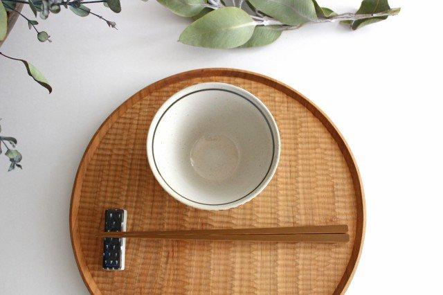 波佐見焼 ORIME ヘリンボーン 茶碗 ブラウン 陶器 画像6