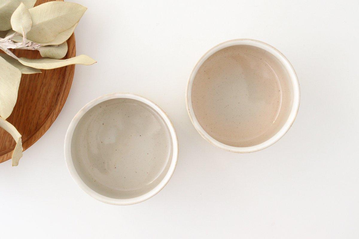 波佐見焼 ORIME ヘリンボーン ボウル ホワイト 陶器 画像3