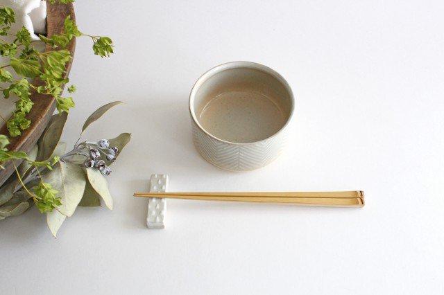 波佐見焼 ORIME ヘリンボーン ボウル ホワイト 陶器 画像5