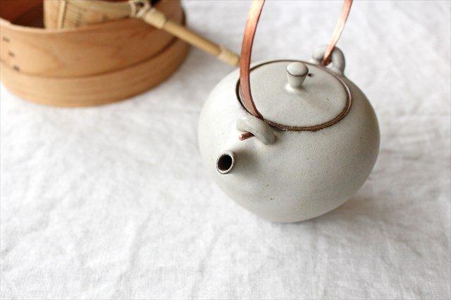 土瓶(M) 陶器 恵山 西村峰子 画像3