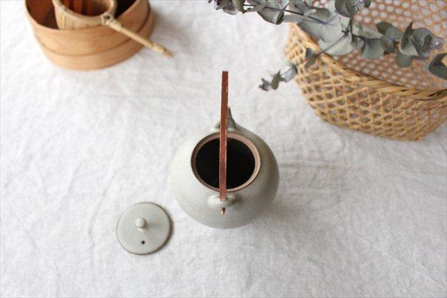 土瓶(M) 陶器 恵山 西村峰子 画像4