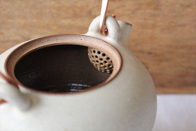 土瓶(M) 陶器 恵山 西村峰子 画像5