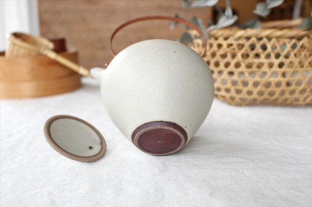 土瓶(M) 陶器 恵山 西村峰子 画像6
