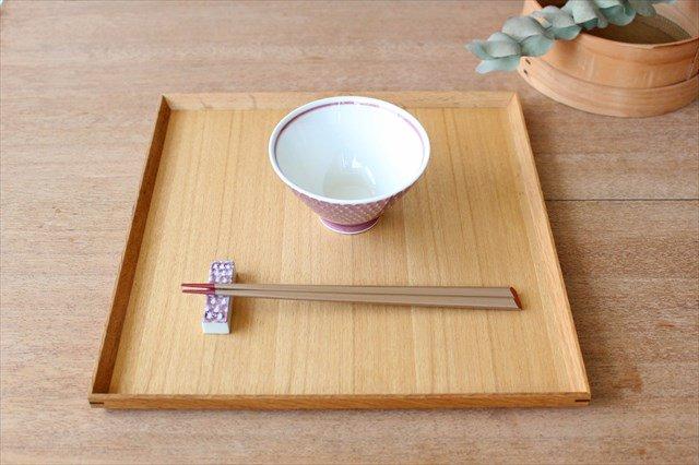 波佐見焼 ORIME 鹿の子 茶碗 マロン 磁器 画像2