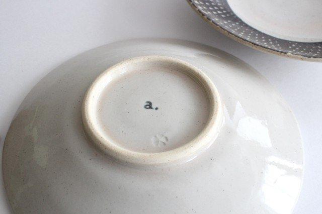 波佐見焼 ORIME 鹿の子 6寸丸皿 ブラウン 陶器 画像6