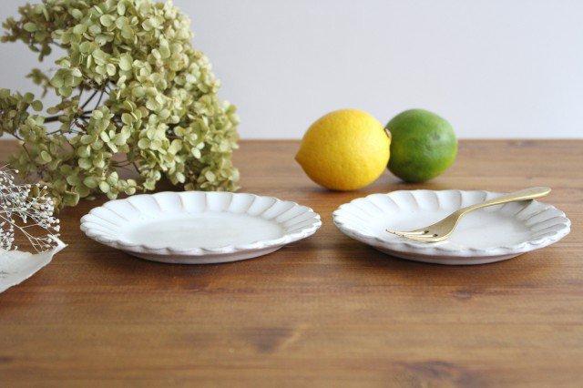 美濃焼 モチーフ サンフラワー 4寸皿 陶器 画像3