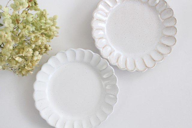 美濃焼 モチーフ サンフラワー 4寸皿 陶器 画像4