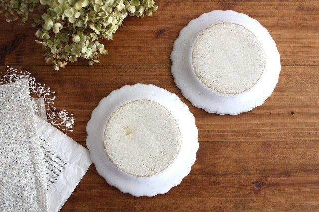 美濃焼 モチーフ サンフラワー 4寸皿 陶器 画像6