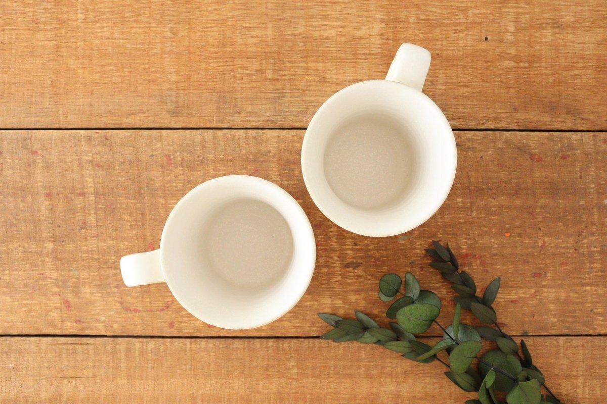 美濃焼 菊花 マグカップ 磁器 画像3