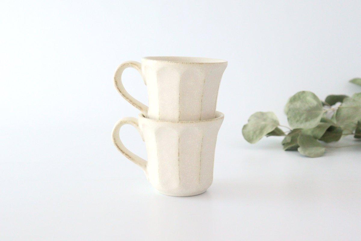 美濃焼 菊花 マグカップ 磁器 画像4