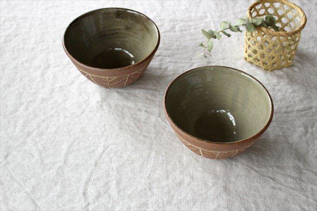 象嵌4.5寸ボウル 陶器 工房コキュ 画像6