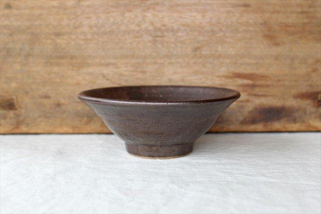 呉須点打4.5寸鉢 陶器 工房コキュ 画像5
