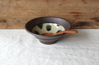 呉須点打4.5寸鉢 陶器 工房コキュ商品画像