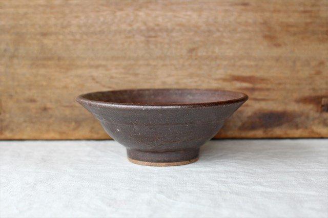飴点打4.5寸鉢 陶器 工房コキュ 画像2