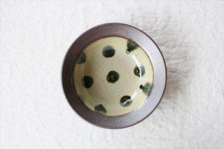 呉須点打6寸鉢 陶器 工房コキュ商品画像