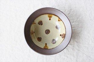 飴点打6寸鉢 陶器 工房コキュ商品画像