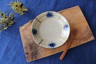菊紋5寸皿 陶器 工房コキュ商品画像