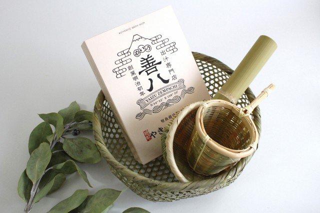 目かご 小豆洗い 小 篠竹 宮城篠竹細工 画像3