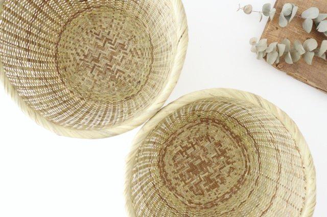 米とぎざる 中(一升用) 篠竹 宮城篠竹細工 画像4