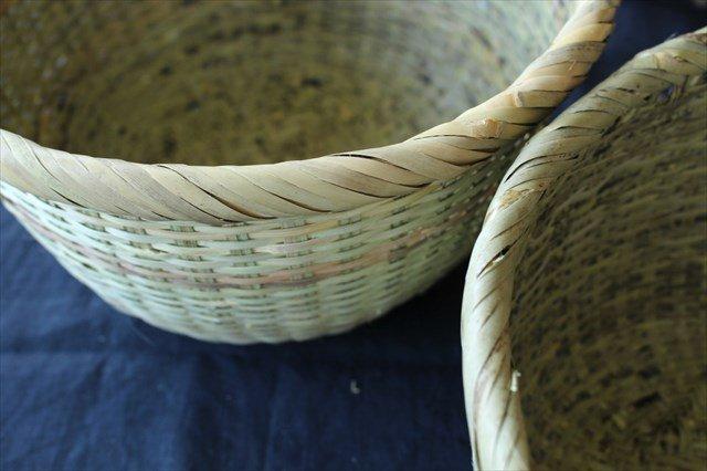 米とぎざる 中(一升用) 篠竹 宮城篠竹細工 画像6