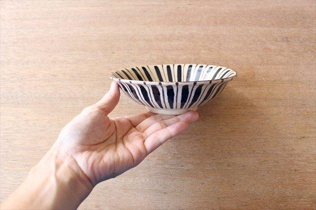 美濃焼 中平鉢 麦藁手(青)【B】 陶器 画像6