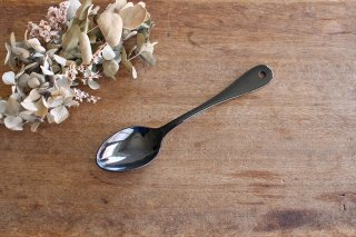 TSUBAME SPOON ブラック 琺瑯 GLOCAL STANDARD PRODUCTS商品画像