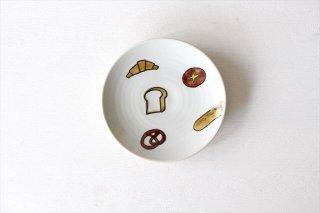 豆皿 パン 磁器 今江未央商品画像