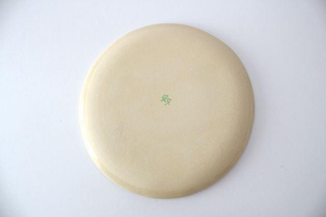 【一点もの】色絵付け大皿 【F】 陶器 工房双子堂 やちむん 画像3