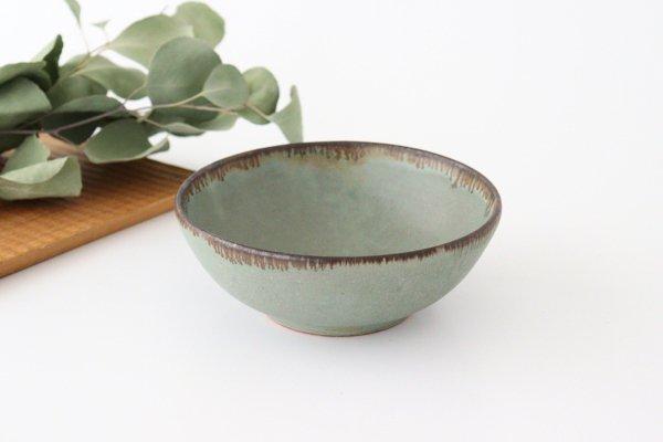 中鉢 薄荷 陶器 平沢佳子商品画像
