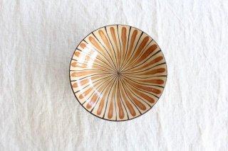 美濃焼 中平鉢 麦藁手(橙)【A】 陶器商品画像