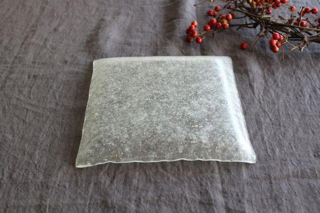 ガラスの四角皿 liir 森谷和輝 画像5