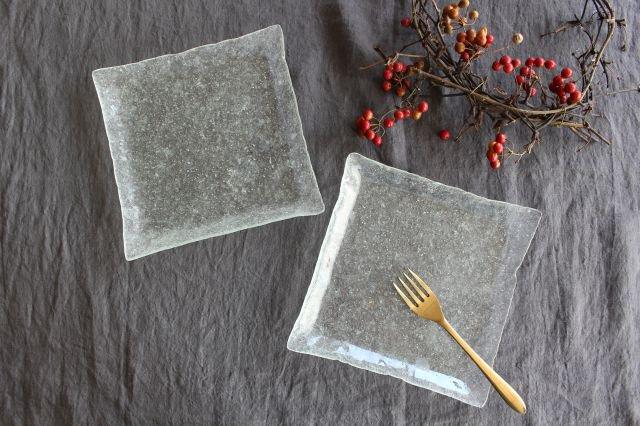 ガラスの四角皿 liir 森谷和輝 画像6