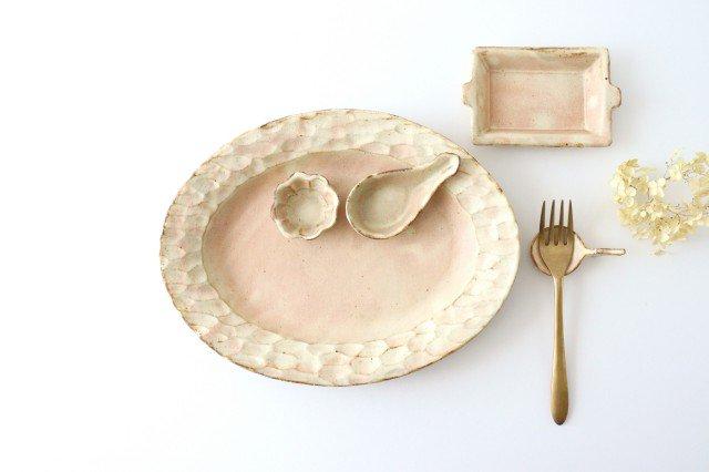 粉福 スプーン箸置き 星 陶器 木のね 画像3
