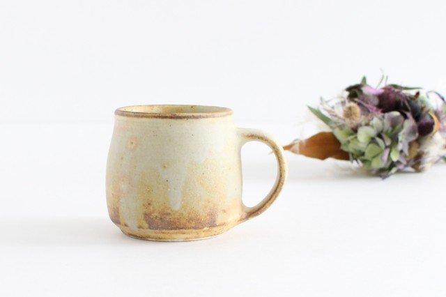粉福マグカップ honeypot 小 陶器 木のね