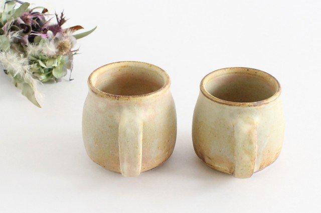 粉福マグカップ honeypot 小 陶器 木のね 画像2