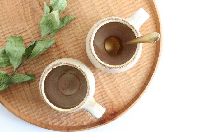 粉福マグカップ honeypot 小 陶器 木のね 画像4