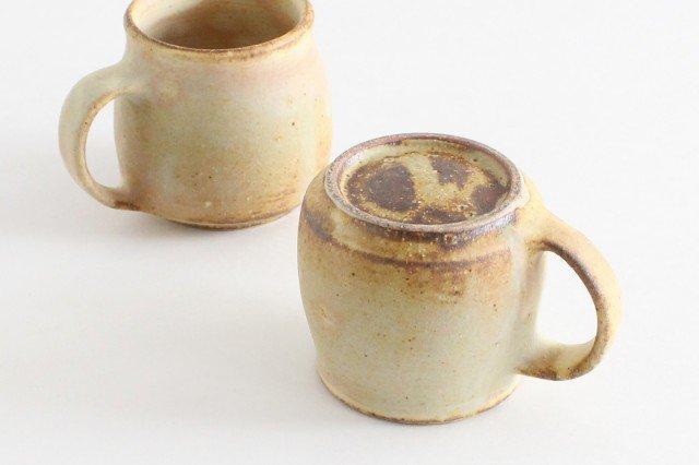 粉福マグカップ honeypot 小 陶器 木のね 画像5