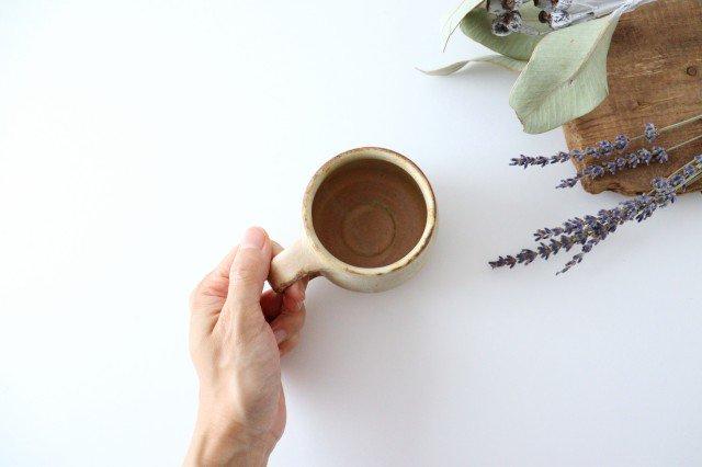 粉福マグカップ honeypot 小 陶器 木のね 画像6
