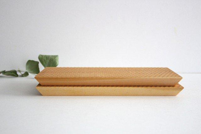 桜のトレイ 木工房玄 高塚和則 画像2