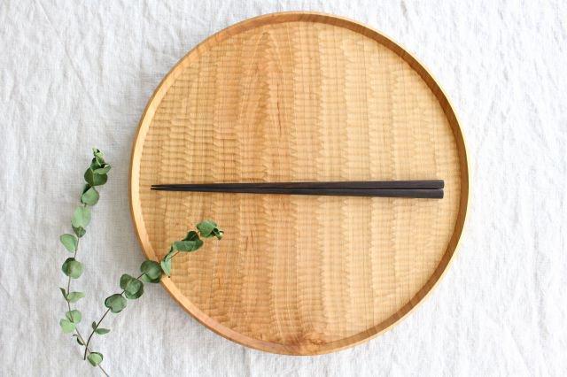 木箸 黒檀 東屋 画像5